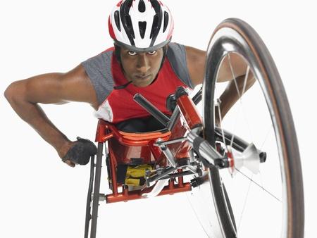 willpower: Paraplegico Racer