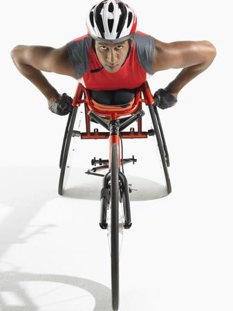 paraplegico: Parapl�jicos Racer