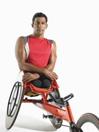maladies: Paraplegic Racer
