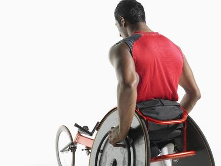 paraplegia: Paraplegic Racer
