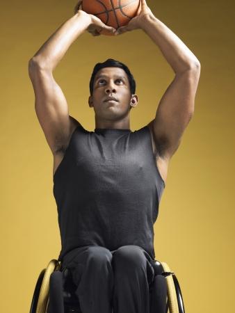 paraplegic: Parapl�jicos Jugador de baloncesto