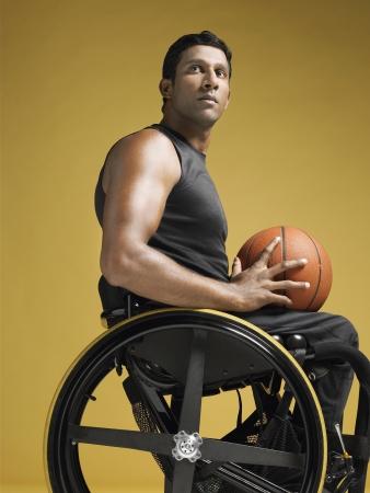 willpower: Paraplegico Basketball Player
