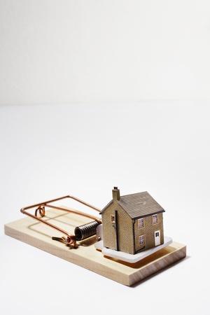 mousetrap: Casa su Trappola per topi