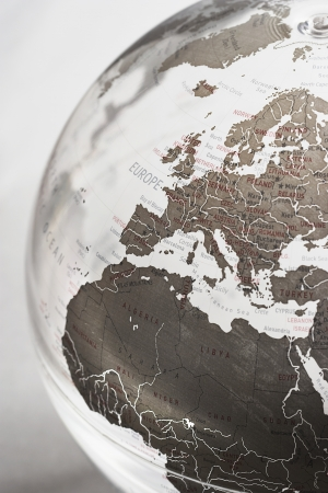Aufblasbare Globe