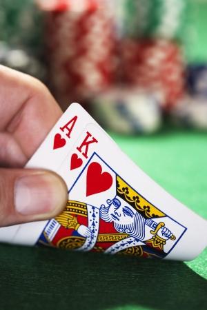 risking: Poker