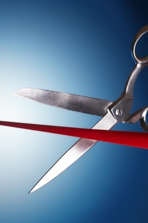 rebelling: Ribbon Cutting