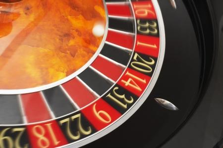 taking risks: Roulette Wheel