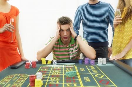 decisionmaking: Friends Gambling