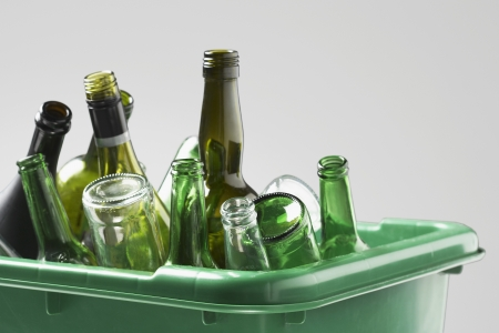 political and social issues: Bottles for Recycling LANG_EVOIMAGES