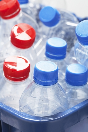 political and social issues: Plastic Bottles for Recycling