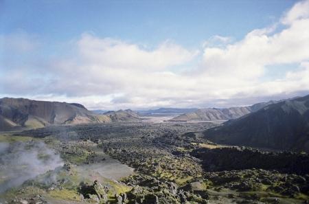 remoteness: Rugged Mountain Landscape