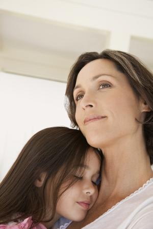 seres vivos: Madre e hija LANG_EVOIMAGES