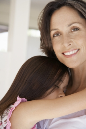 fortysomething: Mother and Daughter