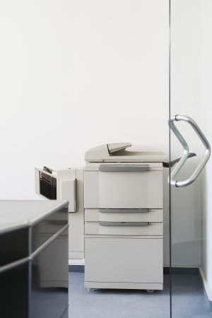 xerox: Photocopier in office LANG_EVOIMAGES