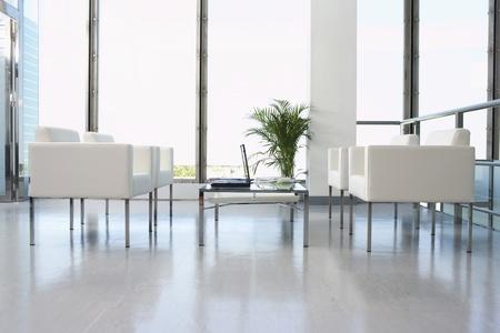 showcase interiors: Modern waiting room