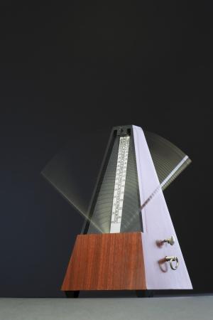 metronome: Metronome in moto