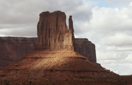 �rock formation�: USA Arizona rock formation in Monument Valley