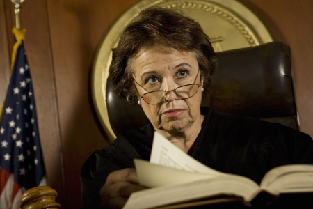 mandato judicial: El juez de lectura en la corte