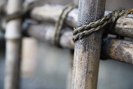 vintage: Wooden fence