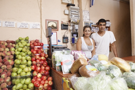 40 to 45 years old: Produce Store