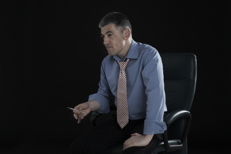 worried businessman: Worried Businessman LANG_EVOIMAGES