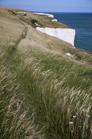 Cliff by seaside Stock Photo - 20716570
