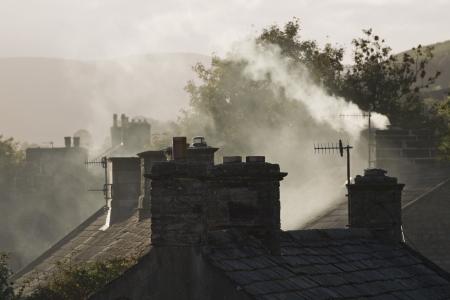 dales: Village Yorkshire Dales Yorkshire England LANG_EVOIMAGES
