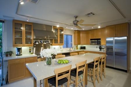 showcase interiors: Luxury interior design kitchen LANG_EVOIMAGES