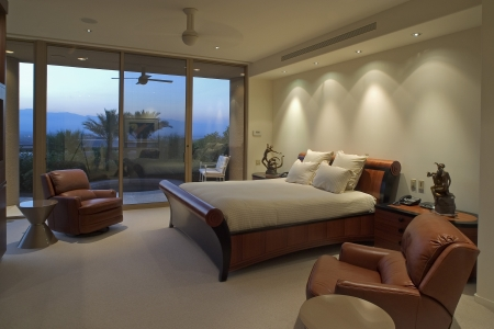 showcase interiors: Bedroom interior