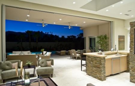 Casa moderna interni