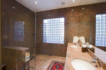 showcase interiors: Bathroom interior LANG_EVOIMAGES