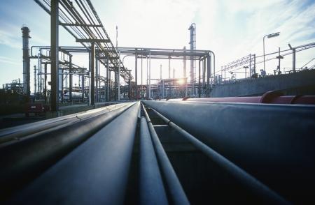 refiner�a de petr�leo: Refiner�a de petr�leo petroqu�mica