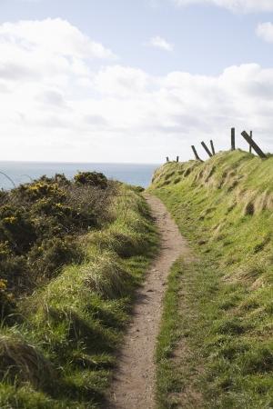 Coastal path Stock Photo - 20739562