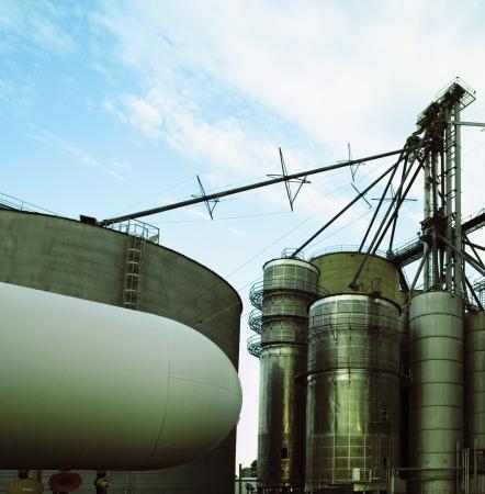 limassol: Limassol Cyprus grain silos