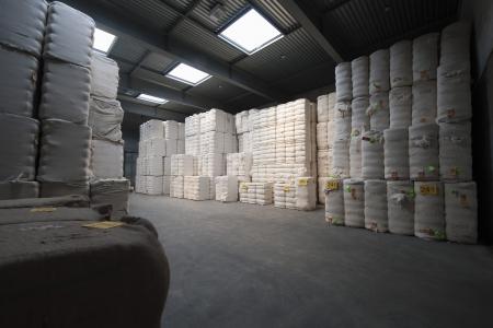 spinning factory: Spinning factory materials