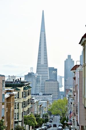 montgomery: Transamerica Pyramid San Francisco designed by William Pereira