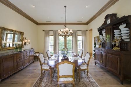 Dining room interior Stock Photo - 20741835