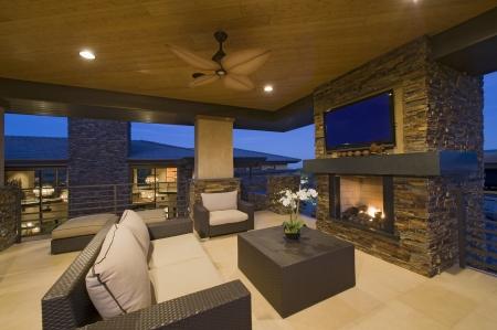 Lounge interior 写真素材