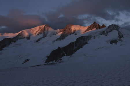 oberland: Wannenhorn  Switzerland  Berner Oberland