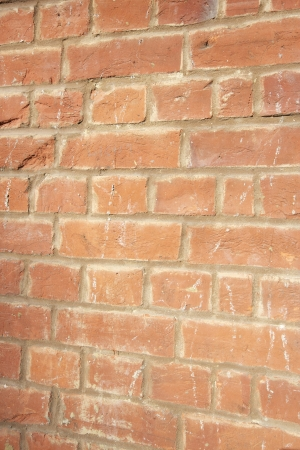 Close-up Of Reddish-brown Brick Wall Stock Photo, Picture And ...