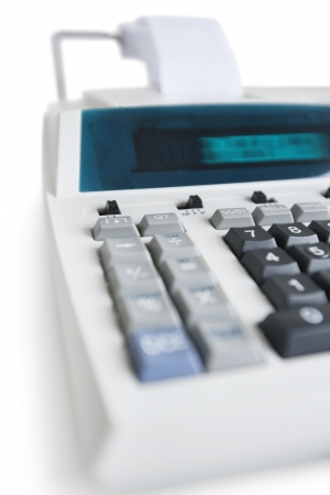 pushbuttons: Close-up of pushbuttons of financial calculator LANG_EVOIMAGES
