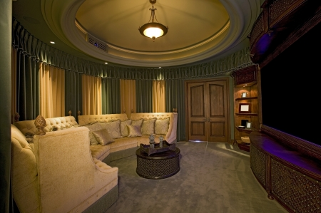 home theater: Home Cinema Room LANG_EVOIMAGES