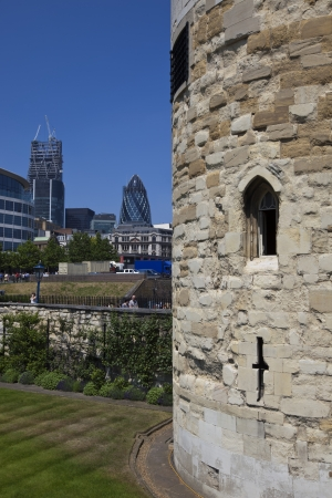 Tower of London Stock Photo - 23272176
