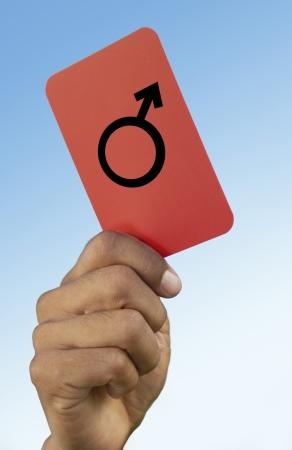 toma de decisiones: Tarjeta Roja