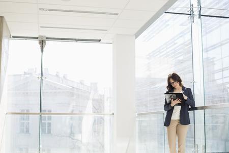 revisando documentos: Revisi�n de los documentos de la empresaria en la oficina LANG_EVOIMAGES