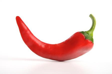 chilli: Close-up od red chilli pepper