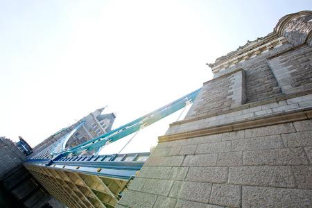 Tower Bridge in London Reklamní fotografie
