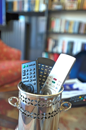 vcr: Remote controls at home LANG_EVOIMAGES