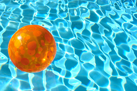Beach Ball Water