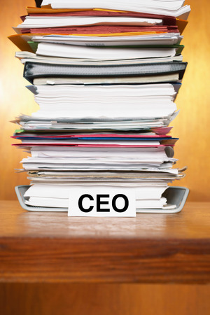 sexes: Overflowing Inbox of CEO LANG_EVOIMAGES
